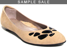 Maggie Taupe Suede Size 37