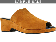 Kelly Tan Suede Size 37