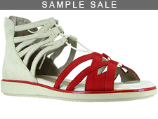 Tauriel Red White Size 37