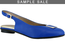 Tricia Electric Blue Size 37