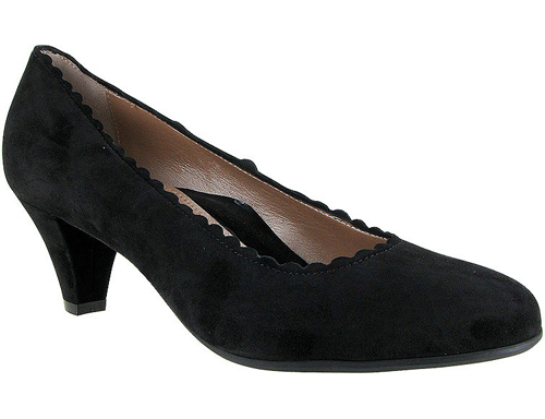 Estella Black Suede