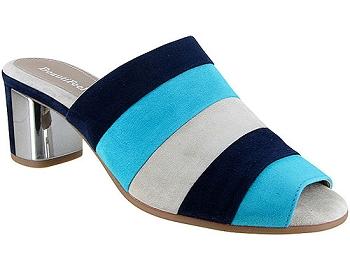Makena Ocean Multi Suede