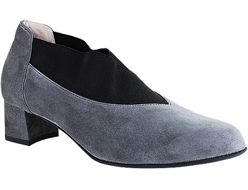 Gia Gray Suede